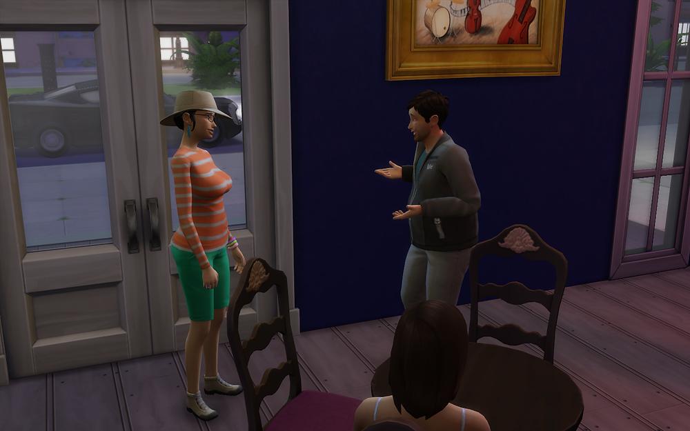 Talking with Jada