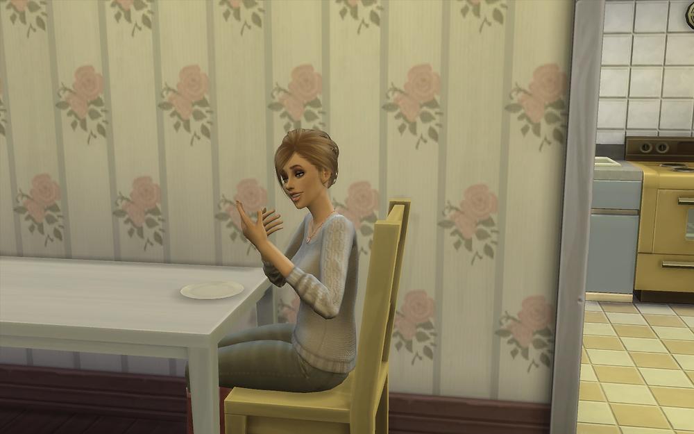 Tara Enjoyed the Meal