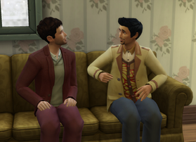 Chillin with Stephon and Talking About Strangerville