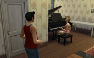 Tara and Stephon Joking Around