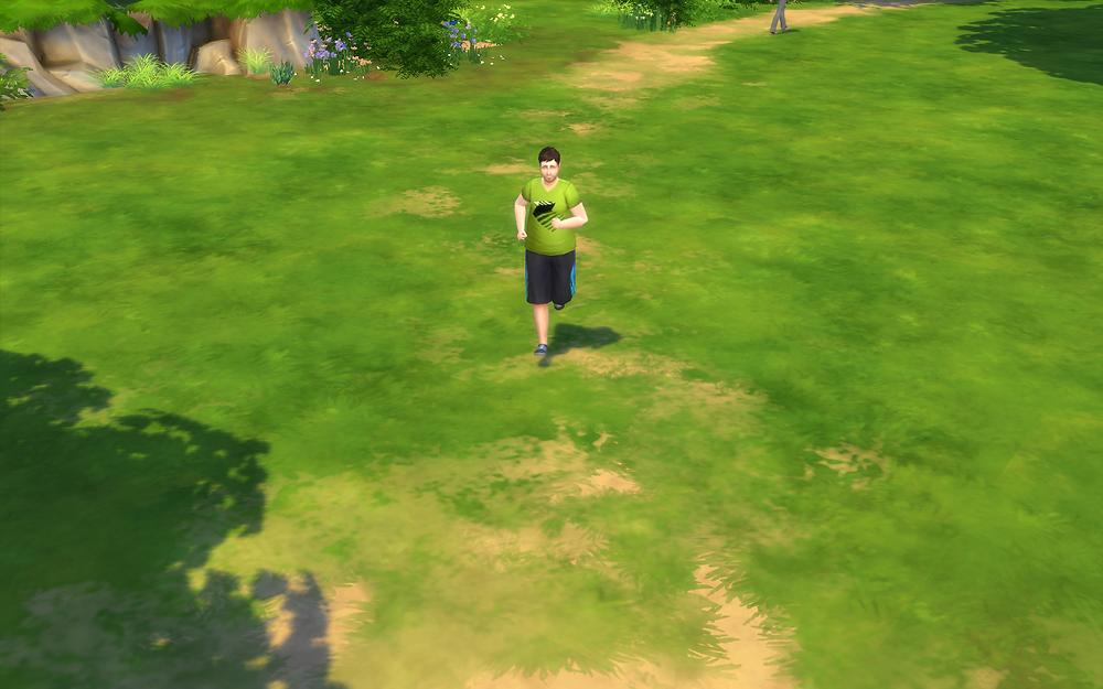 Me Jogging