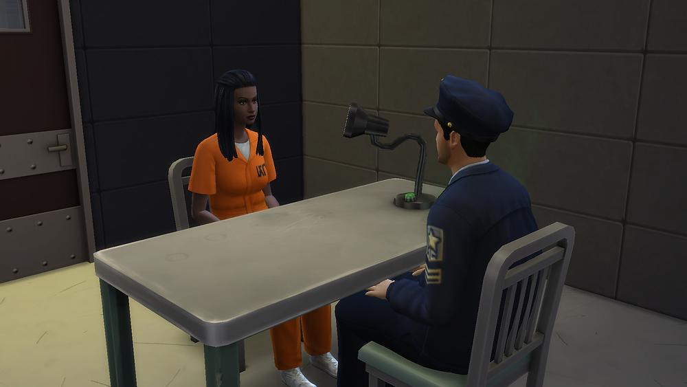 Interrogating the Suspect