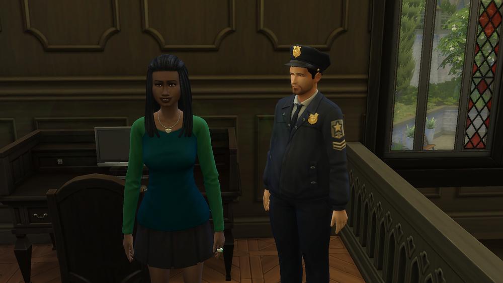 Made an Arrest