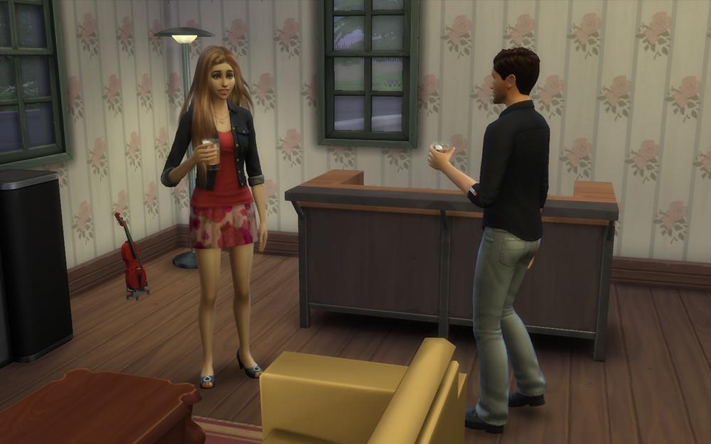 Drinking with Tara