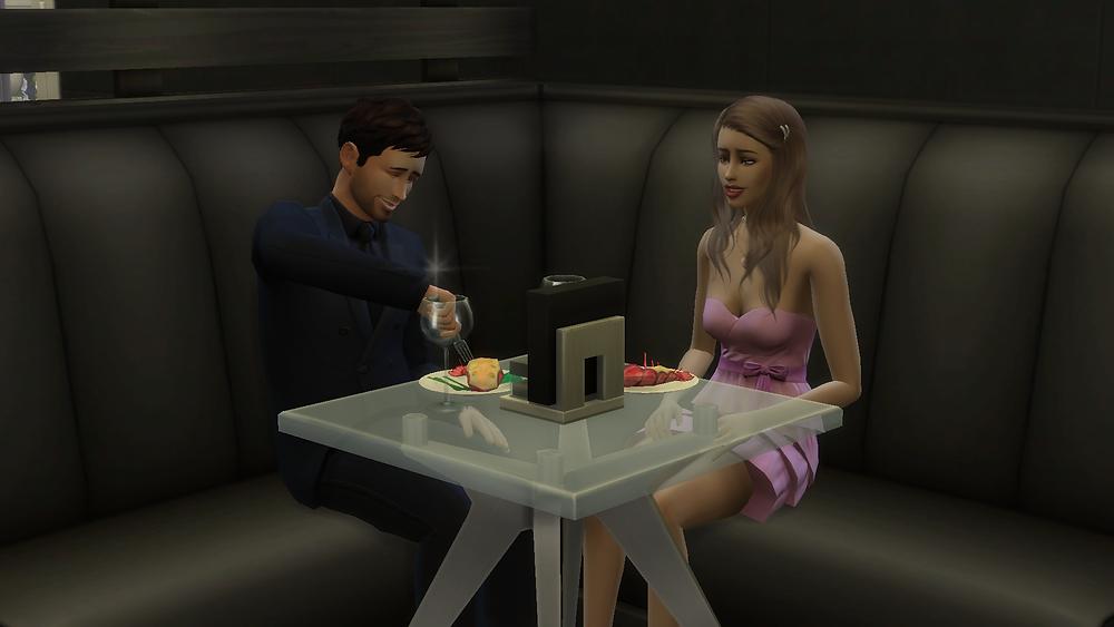 Me and Tara Enjoying Some Lobster Together