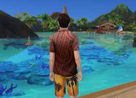 A Sunny Day in Sulani