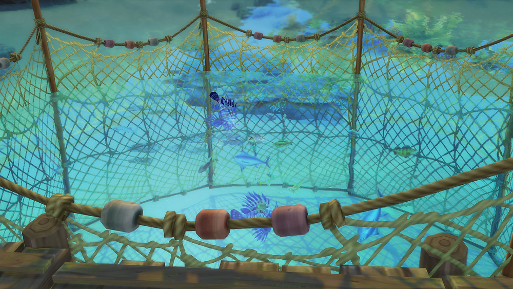 Fishing area