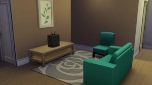 Stephon's Living Room