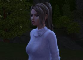 Tara's Hair and Eyes Changed Back