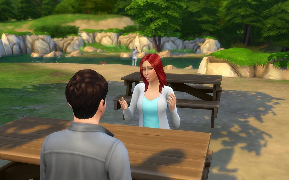 Talking with Katrina