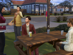 A Couple More Drinks and Then off to Camp Windenburg!