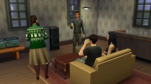 Me, Genevieve, Victoria, and Andrew