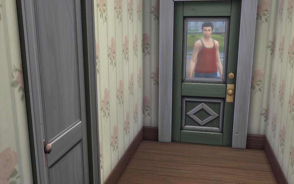 Stephon knocking on My Door