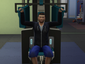 Pushing My Limits at the Gym!