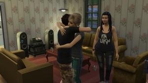 Me, Tara, and Genevieve