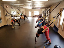 TRX Training in Issaquah, WA at One Mind Yoga