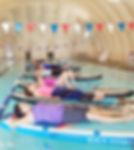 Pool Paddleboard Fitness Mercer Island Beach Club