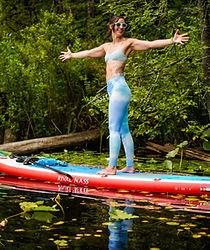 PaddleFlow with paddling Yogini