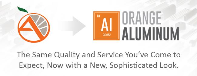 Orange Aluminum