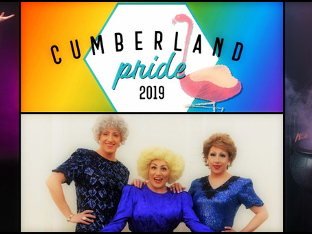 The Girls are Back in Town for Cumberland Pride!