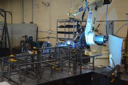 Robotic MIG Welder