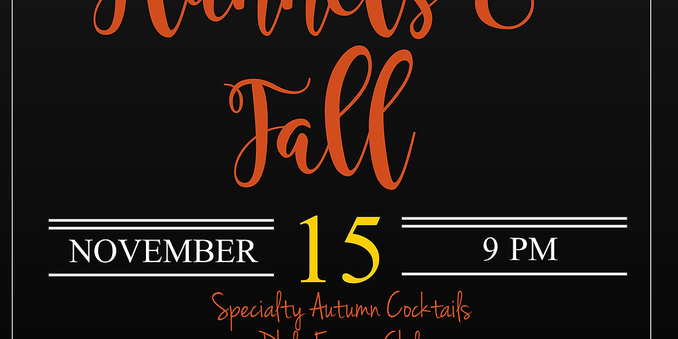 Flannels and Fall Event
