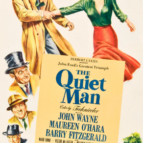 THE QUIET MAN - A personal project by John Ford