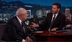 Ben Stein on Jimmy Kimmel