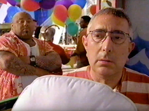 2002 Retro Ben Stein's Clear Eyes Commercial