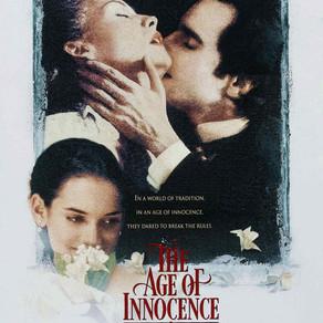 THE AGE OF INNOCENCE - Martin Scorsese's brilliant period piece.