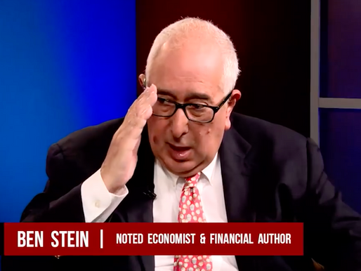 Ben Stein Discusses His Book : The Capitalist Code