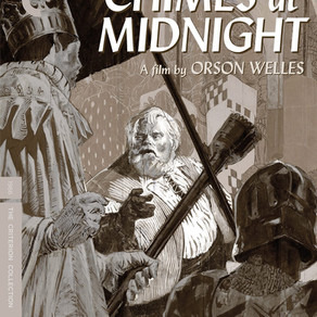 CHIMES AT MIDNIGHT - Orson Welles deserves respect