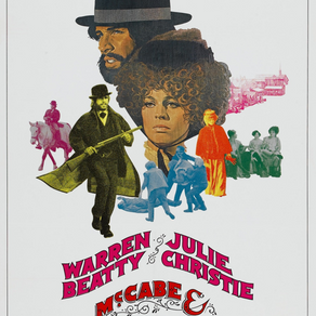 McCabe and Mrs. Miller - Robert Altman goes to Canada