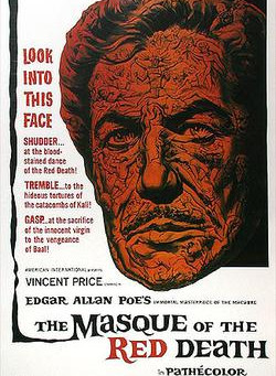 The Masque of the Red Death - Roger Corman does Edgar Allen Poe