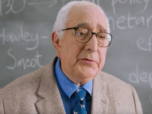 Ben Stein Recreates Tariff Lesson From 'Ferris Bueller's Day Off' in NRF Parody Ad Campaign