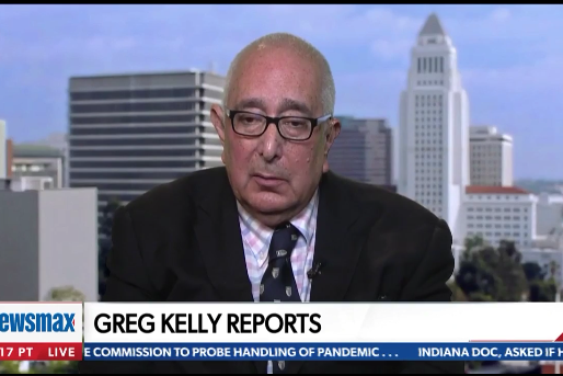 Ben Stein to Newsmax TV: Civil Liberties More at Risk Than Economy