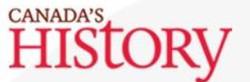 logo, Canada's History