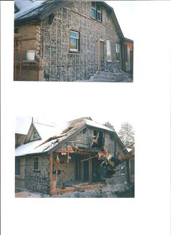 RancheHouse Exterior Construction