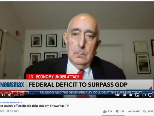 Ben Sound Off on Biden's Debt Problem