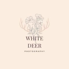 White Deer Photography Logo