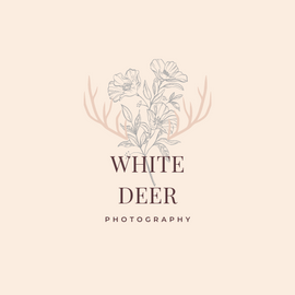 White Deer Photography Logo