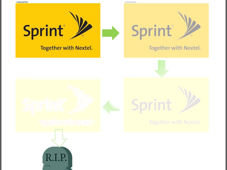 Sprint, a storied American brand could cease to exist if its $26 billion merger with T-Mobile is app