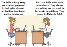 Hong Kong SMEs not ready to face cybersecurity threats, warns Chubb Insurance.