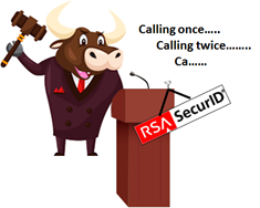 Dell exploring a sale of RSA?