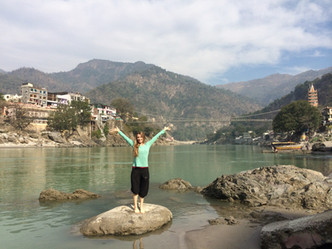 Traveling India & Finding a Guru