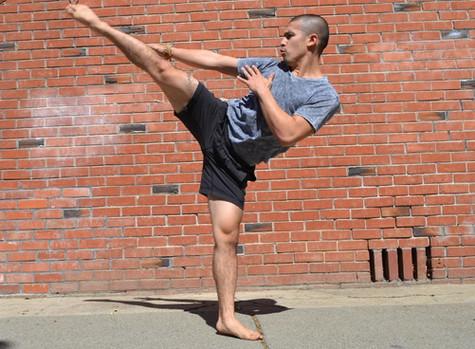 Crazy Legs and the Practice of Santosha