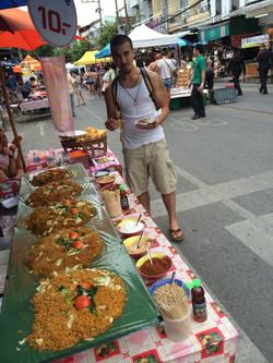 Visit Chiang Mai's Sunday Market