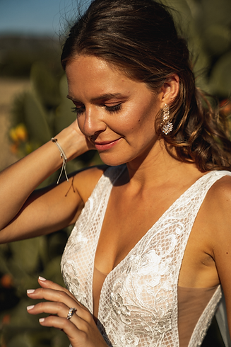 Bridal portrait wedding Mallorca
