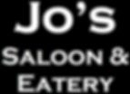Jo's Saloon & Eatery - Milwaukie's best bar