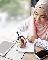 muslim woman working. .jpg